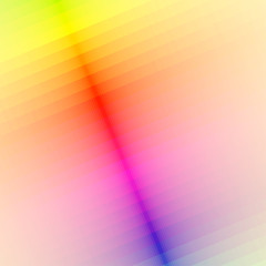 colorful lines, vector
