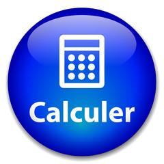 Bouton Web CALCULER (calculatrice calculette outil en ligne)