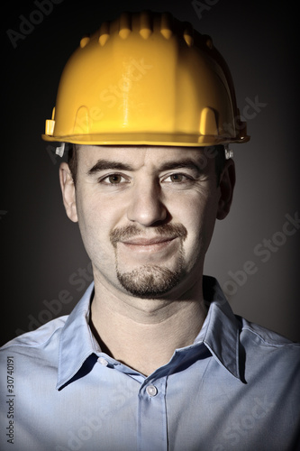 engineer portrait