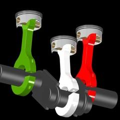 Motore italiano - Italian engine