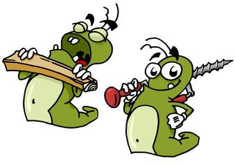 holzwürmer