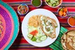 fish fillet al mojo de ajo with garlic sauce chili sauces