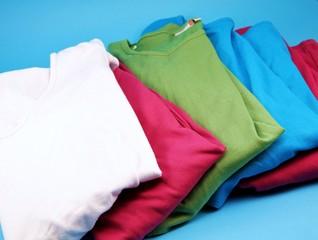 bunte T - Shirts