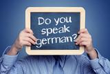 Fototapety Do you Speak German