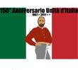 150 ° anniversario unità d'italia