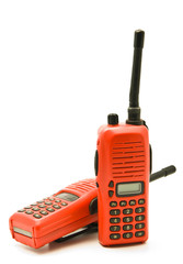 Red radio communication
