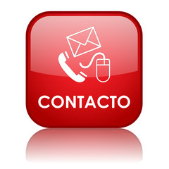 "Botón Web ""CONTACTO"" (servicio al cliente llámenos contáctenos)"