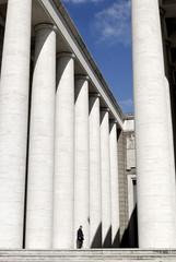 Colonnato in Marmo