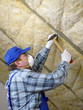 Attic thermal insulation