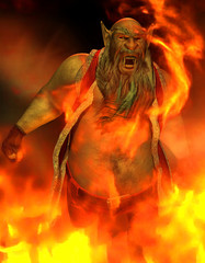 Bad Man in Fire