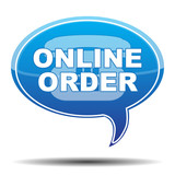 ONLINE ORDER BUBBLE SPEECH