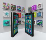 Smart Phones in App Store - Buying Applications