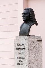 Johann Sebastian Bach zu Weimar
