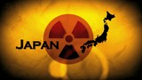 Japan nuclear alert title animation
