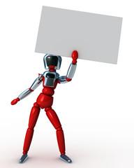 Robot Tarjeta