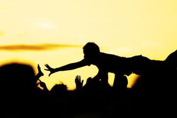crowdsurfer