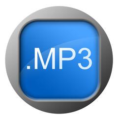 Icône - Fichier Mp3