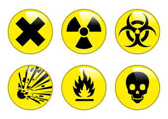 danger buttons