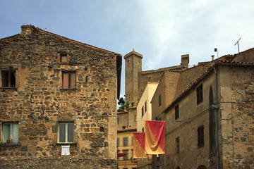 Bolsena, Rocca dei Monaldeschi