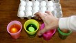 Let's decorate easter eggs