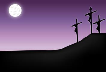 Crucificcion de Jesucristo