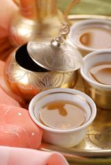 servizio da tè turco quattro