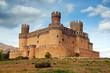 Medieval castle - Manzanares
