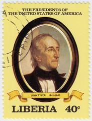 10th president of USA John Tyler