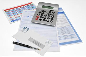 Declaration d'impôts préremplie