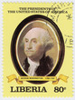 first president of USA Jeorge Washington