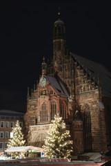 Frauenkirche Zu Unserer lieben Frau Nürnberg katholisch Kirche