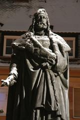 Albrecht Dürer Denkmal Nürnberg Platz Maler Künstler Statue