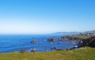 Central California coast 5