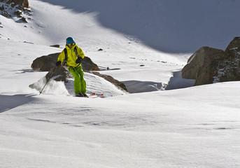 Ski tour.