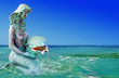 déesse de la mer