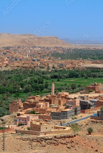 Moroccan suburbs