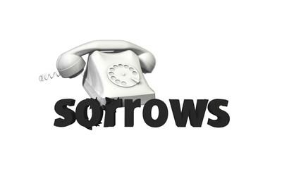 Phone crashes Sorrows_01
