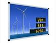 Windenergieanzeige - deutsch