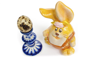 The traditional symbols and gifts of easter