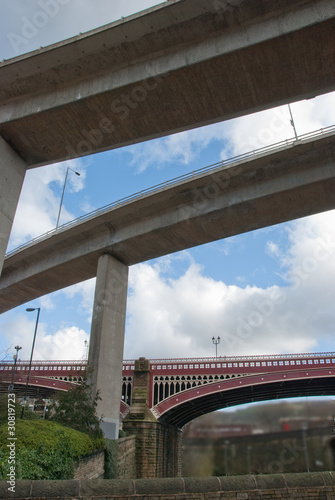 Victorian Road Bridge and Flyovers
