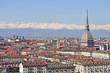 MOLE ANTONELLIANA, TORINO, PIEMONTE, ITALIA