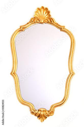 Leinwandbild Motiv Miroir
