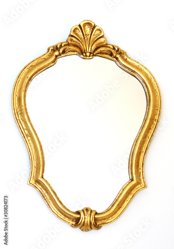 Leinwanddruck Bild Miroir