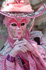 Carnevale di Venezia,  maschera della Musica