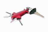 Multifunctional Tool With Key poster