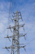 Transmission Line Pylon
