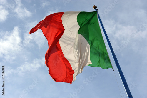 bandiera italiana 9