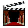 Movie and cinema symbol