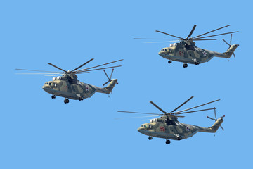 Helicopters
