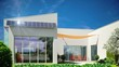 Moderne Landhaus Architektur